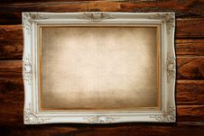 Free Vintage Paper With Photo Frame Royalty Free Stock Photo - 16117315