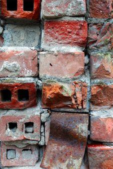 Free Brick Wall Stock Photo - 16117400