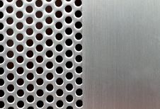 Free Metal Template Background Stock Photos - 16117403