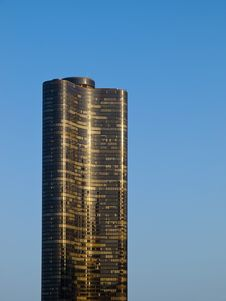 Free Big Tower In Chicago Royalty Free Stock Photography - 16117747