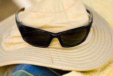 Free Beach Equipment Royalty Free Stock Photos - 16118148