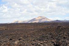 Free Vulcanic Landscape Stock Photography - 16118172