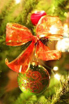 Free Christmas Decorations Royalty Free Stock Photos - 16118188
