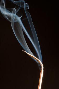 Free Smoke Royalty Free Stock Photo - 16118425