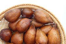 Free Zalacca Fruit Or Snakefruit, Royalty Free Stock Photography - 16118477