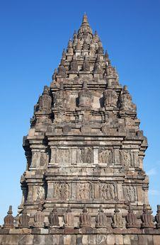 Free Prambanan Temple Stock Image - 16118711