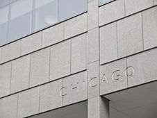 Free Chicago Lettering Stock Photos - 16118873
