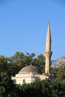 Free Mosque Stock Photo - 16119000