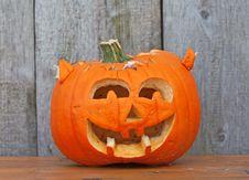 Free Halloween Pumpkin Stock Photo - 16119040