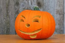 Free Halloween Pumpkin Stock Photography - 16119052