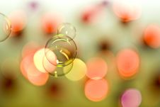 Free Bubbles Royalty Free Stock Photography - 16119137