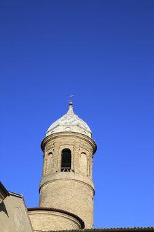 Free San Vitale Ravenna Italy Royalty Free Stock Photography - 16119497