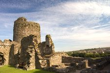 Free Castle Ruins Stock Photo - 16119500