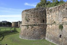 Free Brancaleone Ancient Fortress Royalty Free Stock Images - 16119929