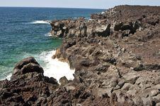 Free Vulcanic Landscape Stock Image - 16119951