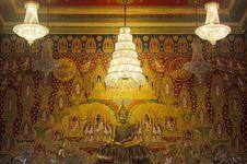 Free Buddha At Hua Lum Pong Temple Stock Photo - 16119960