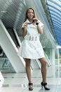 Free Stylish Girl Royalty Free Stock Photo - 16120395
