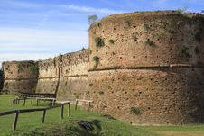 Free Brancaleone Ancient Fortress Royalty Free Stock Photography - 16120357