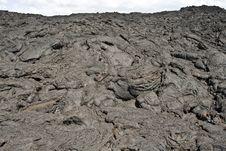 Free Vulcanic Landscape Stock Image - 16120421