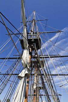 Free Sailing Boat Royalty Free Stock Image - 16121256