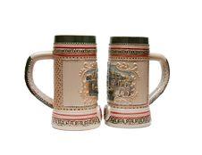 Free Beer Mugs Stock Photography - 16121592