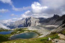 Free Landscape Dolomites Royalty Free Stock Image - 16121626