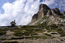 Free Landscape Dolomites Royalty Free Stock Photo - 16121675
