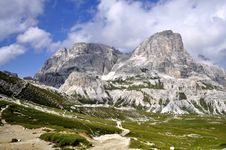 Free Landscape Dolomites Royalty Free Stock Photos - 16121768