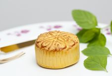 Free Moon Cake Stock Images - 16123344