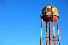 Free Water Tower Stock Photography - 16123992
