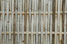Free Bamboo Texture Royalty Free Stock Photos - 16124328