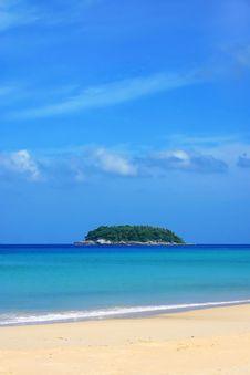 Free Koh Poo Kata Beach Stock Images - 16124684