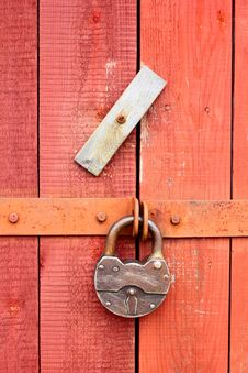 Free Padlock Royalty Free Stock Photo - 16125555
