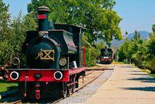 Free Steam Locomotives Stock Photography - 16126122