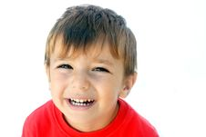 Free Happy Kid Stock Image - 16126281