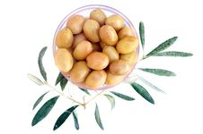 Free Olives Stock Photography - 16126302