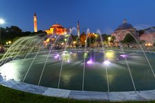 Free Hagia Sophia - Isntanbul, Turkey Stock Images - 16126844