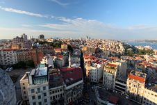 Free Istanbul Panorama Royalty Free Stock Images - 16126929