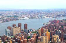 Free Eye Of Manhattan Royalty Free Stock Photo - 16126995