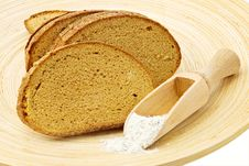 Free Rye Bread Royalty Free Stock Photo - 16147205
