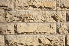 Free Stone Wall Stock Image - 16148551