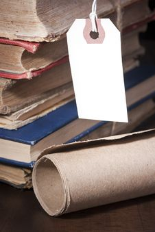 Free Antiquarian Books Stock Image - 16148831