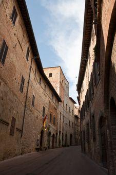 Free San Gimignano,Tuscany Royalty Free Stock Photo - 16149335