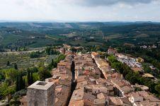Free San Gimignano,Tuscany Royalty Free Stock Photos - 16149348