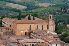 Free San Gimignano,Tuscany Royalty Free Stock Image - 16149356