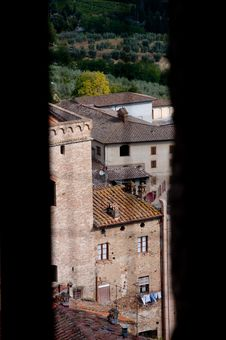 Free San Gimignano,Tuscany Stock Images - 16149384