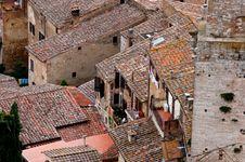 Free San Gimignano,Tuscany Stock Photography - 16149392