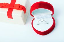 Free Wedding Ring Royalty Free Stock Photography - 16149767