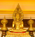 Free Golden Buddha Stock Photo - 16151100