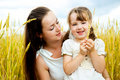 Free Mother And Daughter Royalty Free Stock Photo - 16154895